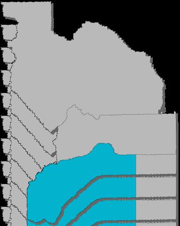 Western Nevada County Map